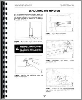 1490 Case Tractor Wiring Diagrams | Online Wiring Diagram