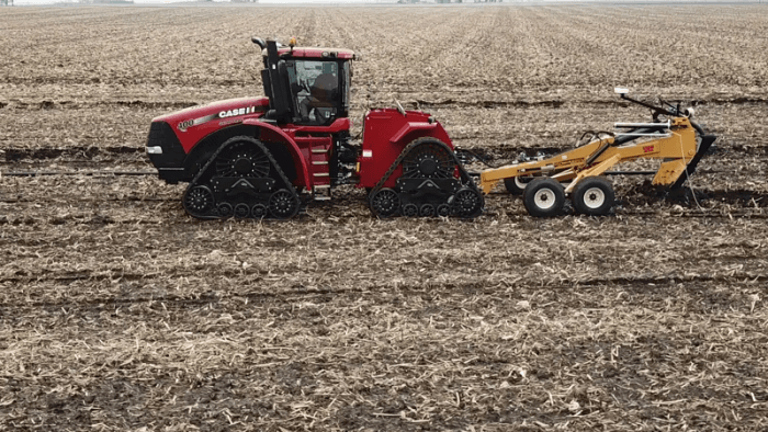 do it yourself field tiling