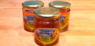 raw honey lancashire