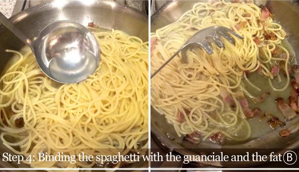 """""""Spaghetti Carbonara"""" recipe - """"Spaghetti alla Carbonara"""""""