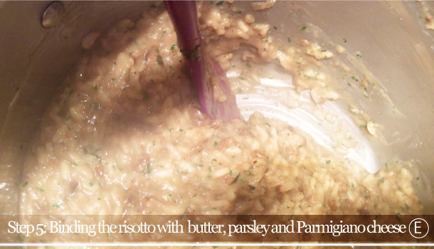"""""""Risotto with dried Porcini Mushrooms"""" recipe"""