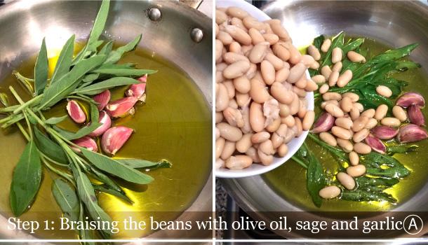 """Fagioli all'Uccelletto"" recipe - Tuscan Beans in Tomato Sauce"