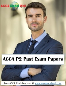 ACCA P2 Past Exam Papers