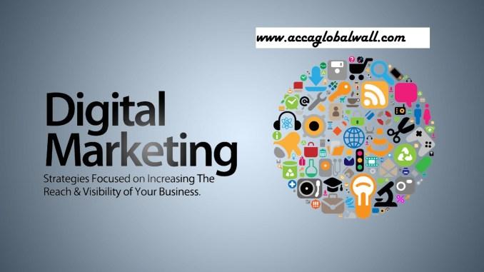 digital marketing acca global wall