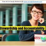 Stewardship and Accountability accaglobalwall.com