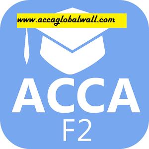 ACCA F2 Kaplan Book accaglobalwall.com