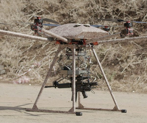 Future Drones will Change the Map of Wars