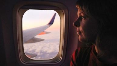 Flight NYC-LAX