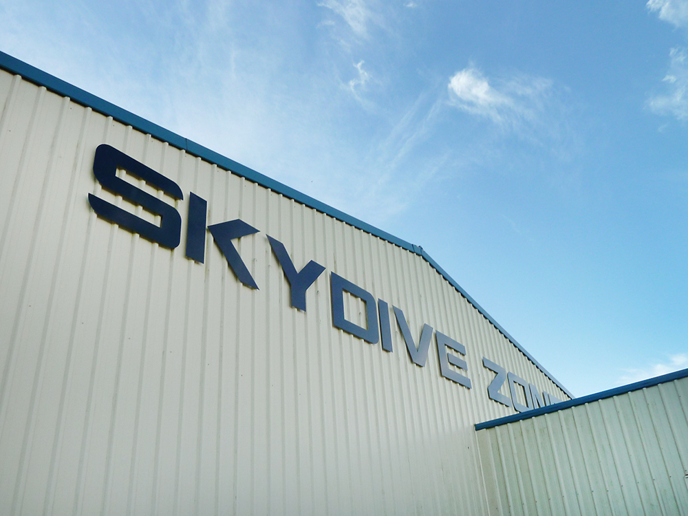Skydive Zone, New Zealand