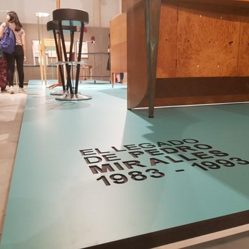 AGLOVAL contribuye en la exposición sobre el arquitecto y diseñador de muebles Pedro Miralles