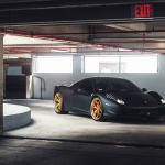 Ag Luxury Wheels Ferrari 458 Agluxury Agl56 Monoblock Forged Wheels