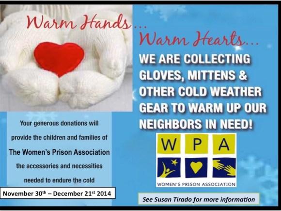 Warm Hands...Warm Hearts