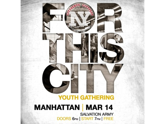 For This City Youth Gathering