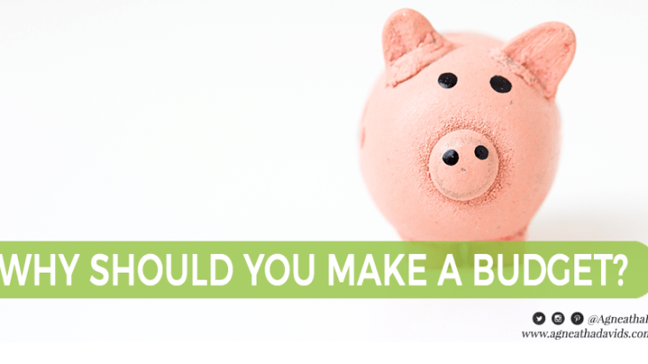 Why Should You Make a Budget?