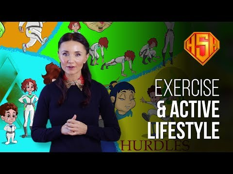 exercise active lifestyle