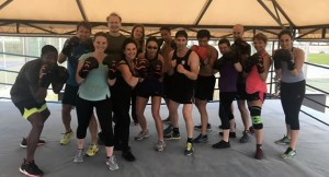 boxing group
