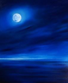 Moonstruck 24 x 20 oil
