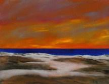 Daybreak 11 x 14 oil