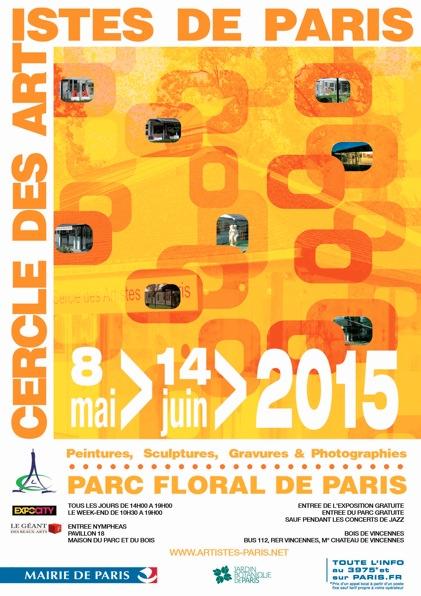 Aff Parc Floral 2015-A5