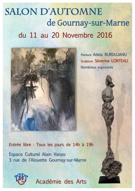 Salon de gournay sur marne du 11 au 20 novembre 2016 for Salons novembre 2016