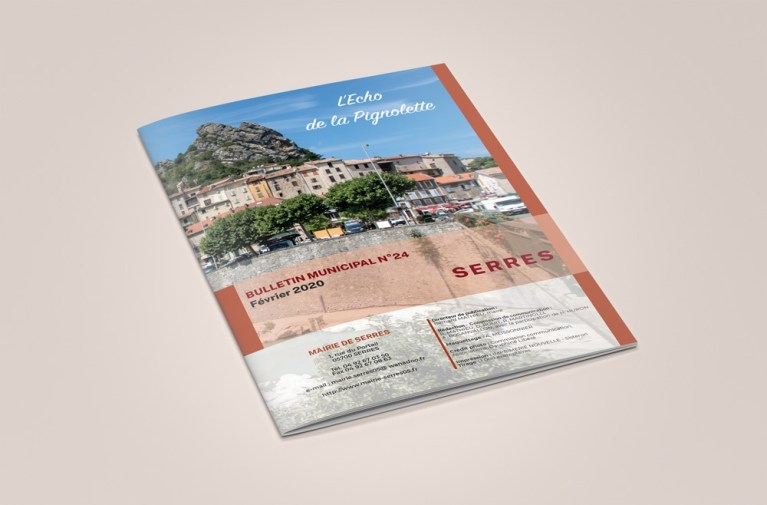 Bulletin Municipal de SERRES de février 2020