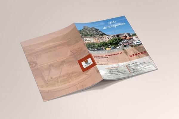 Bulletin Municipal de la Mairie de SERRES de février 2020