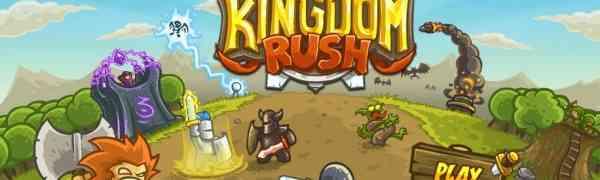 Kingdom rush – Armor Games