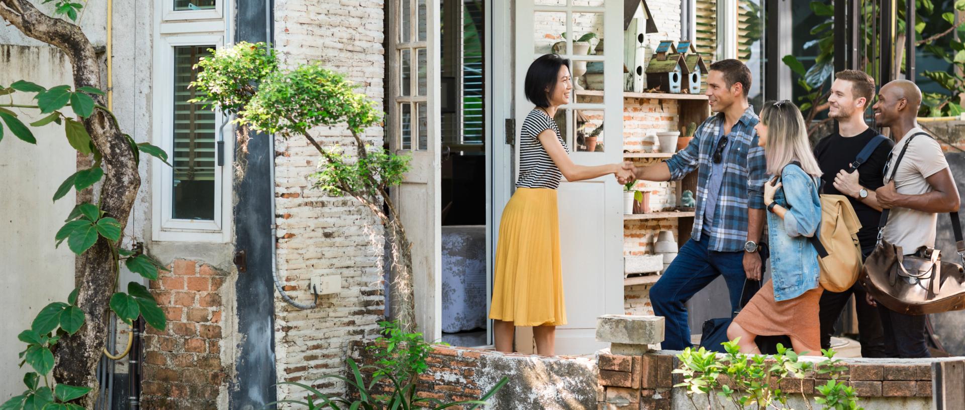 Agoda Homes Host meets guests