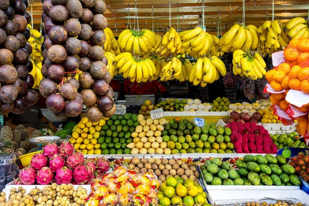 Chow Kit Market_Bazaar Baru Chow Kit