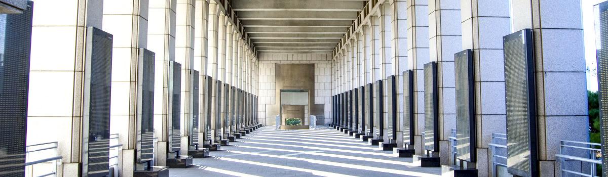 Featured photo: War Memorial of Korea in Seoul, South Korea