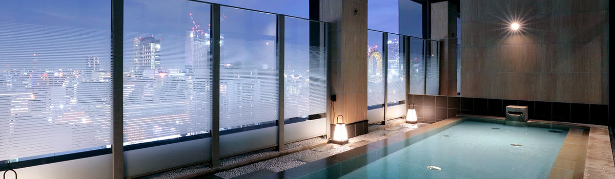 Featured photo: Japanese onsen - Osaka luxury hotels