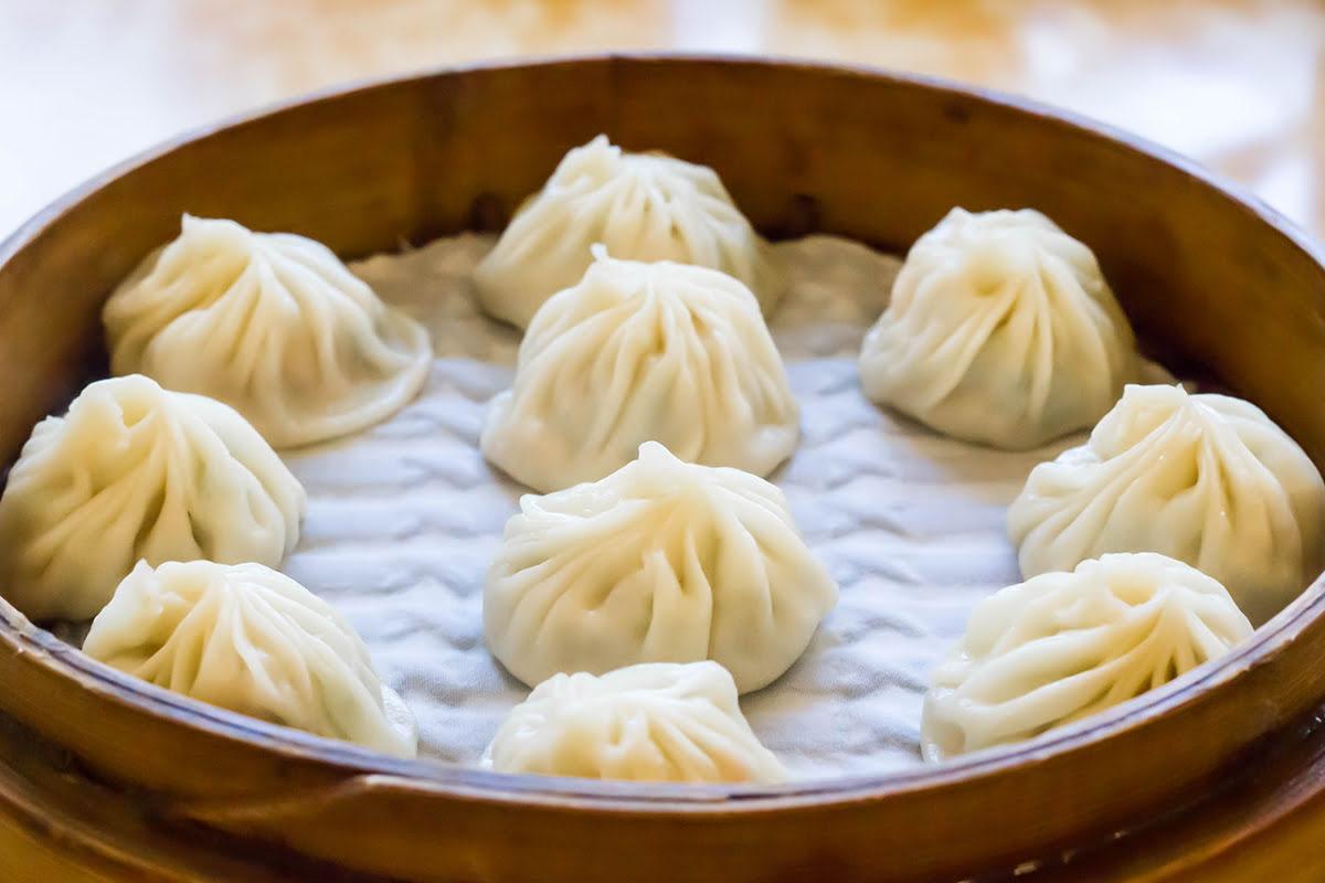 Best restaurants in Taipei-Taiwanese dumplings
