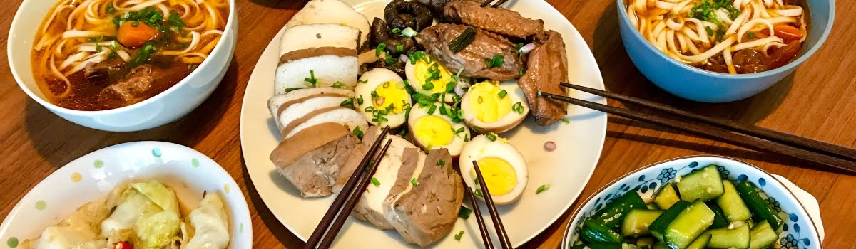 Best restaurants in Taipei-Featured photo-A variety of Taiwanese food on the table