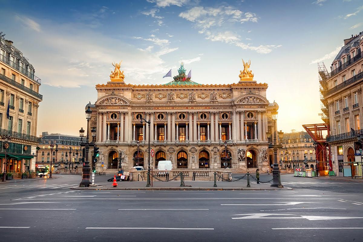 Cheap hotels in Paris-Opera