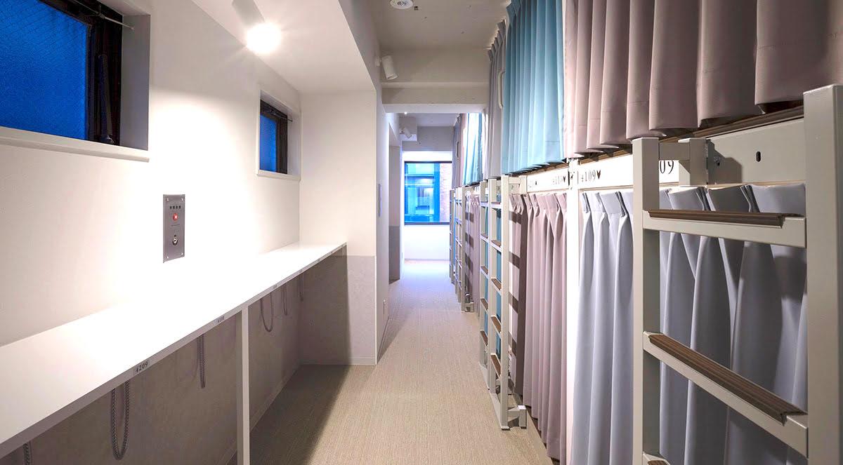 Cheap hotels in Tokyo-Japan-Enaka Asakusa Central Hostel
