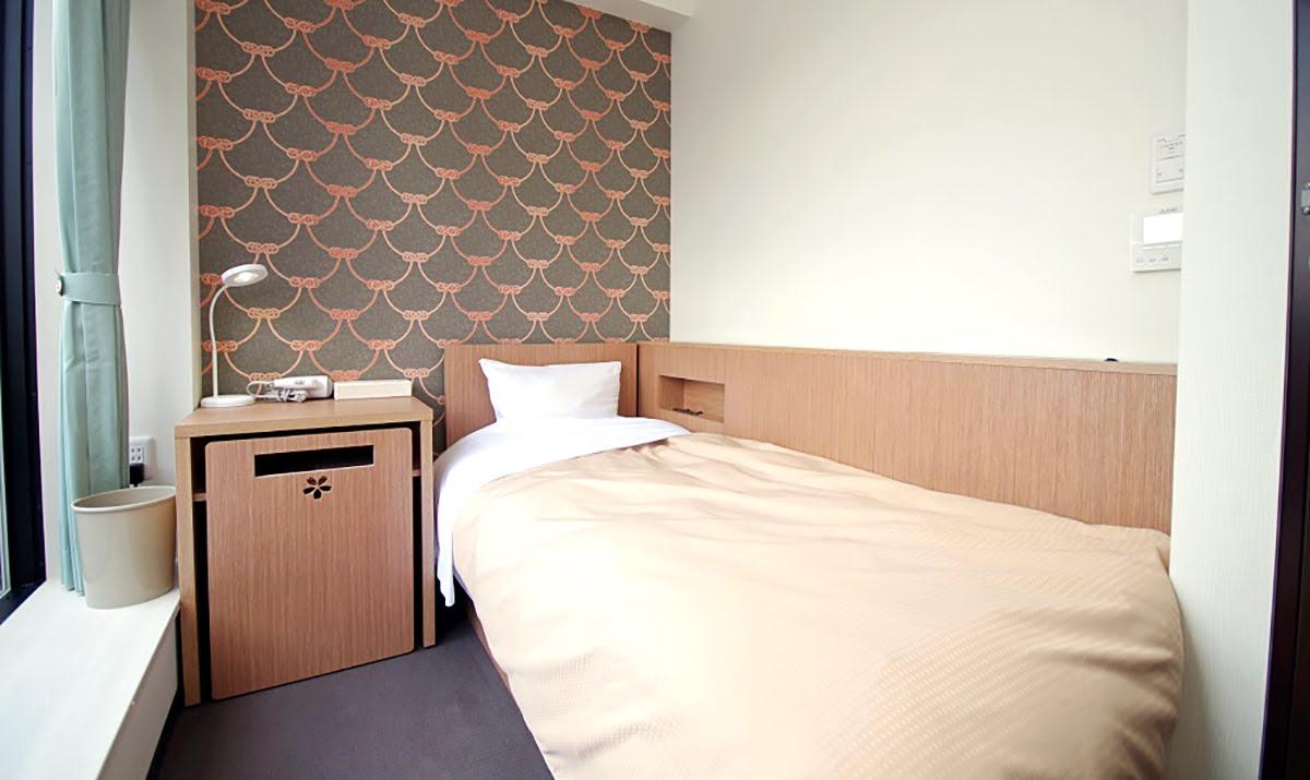 Cheap hotels in Tokyo-Japan-Oakhostel Sakura