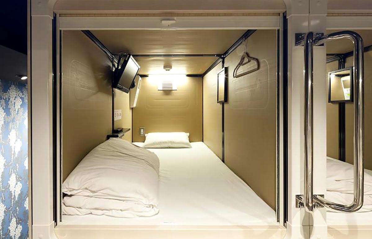 Cheap hotels in Tokyo-Japan-Tokyo Ginza Bay Hotel