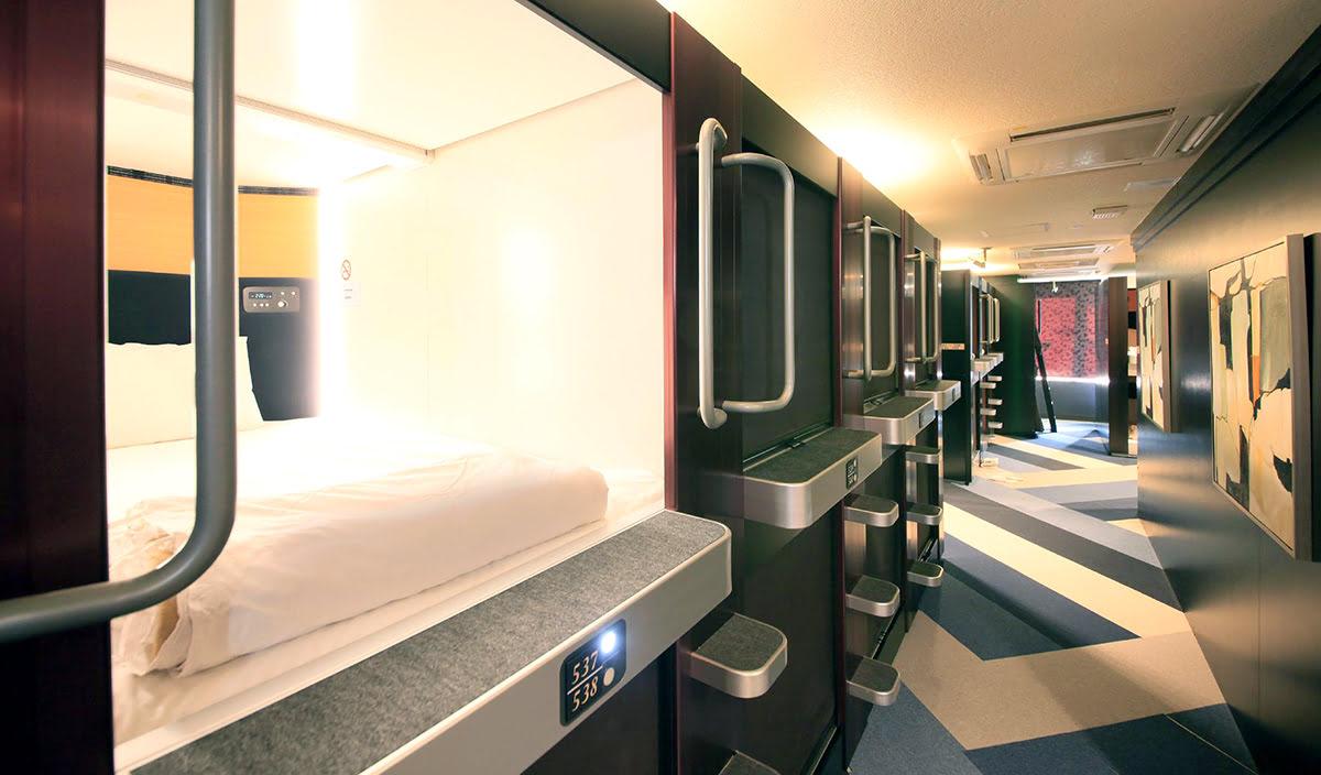 Cheap hotels in Tokyo-Japan-Ueno Station Hostel Oriental I