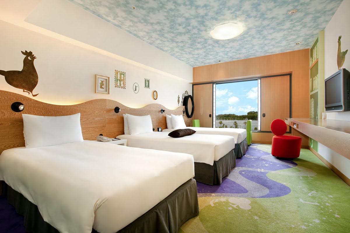 Family hotels in Tokyo-Hilton Tokyo Bay