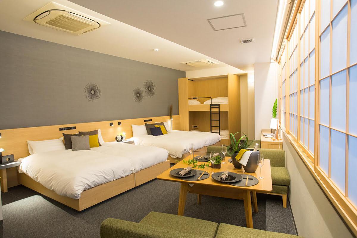 Family hotels in Tokyo-Mimaru Tokyo Ueno North