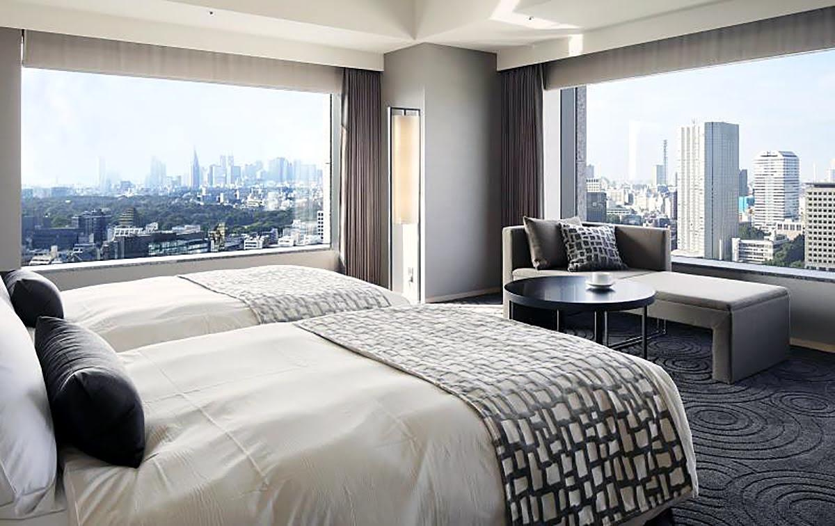 15 Luxury Hotels In Tokyo Resorts 5 Star Accommodations