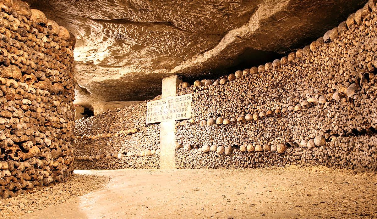 Paris itinerary-Paris 3 day itinerary-France-Catacombs of Paris