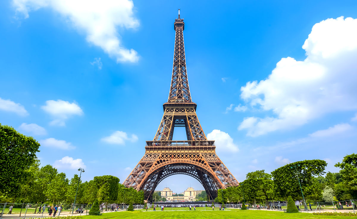 Paris itinerary-Paris 3 day itinerary-France-Eiffel Tower