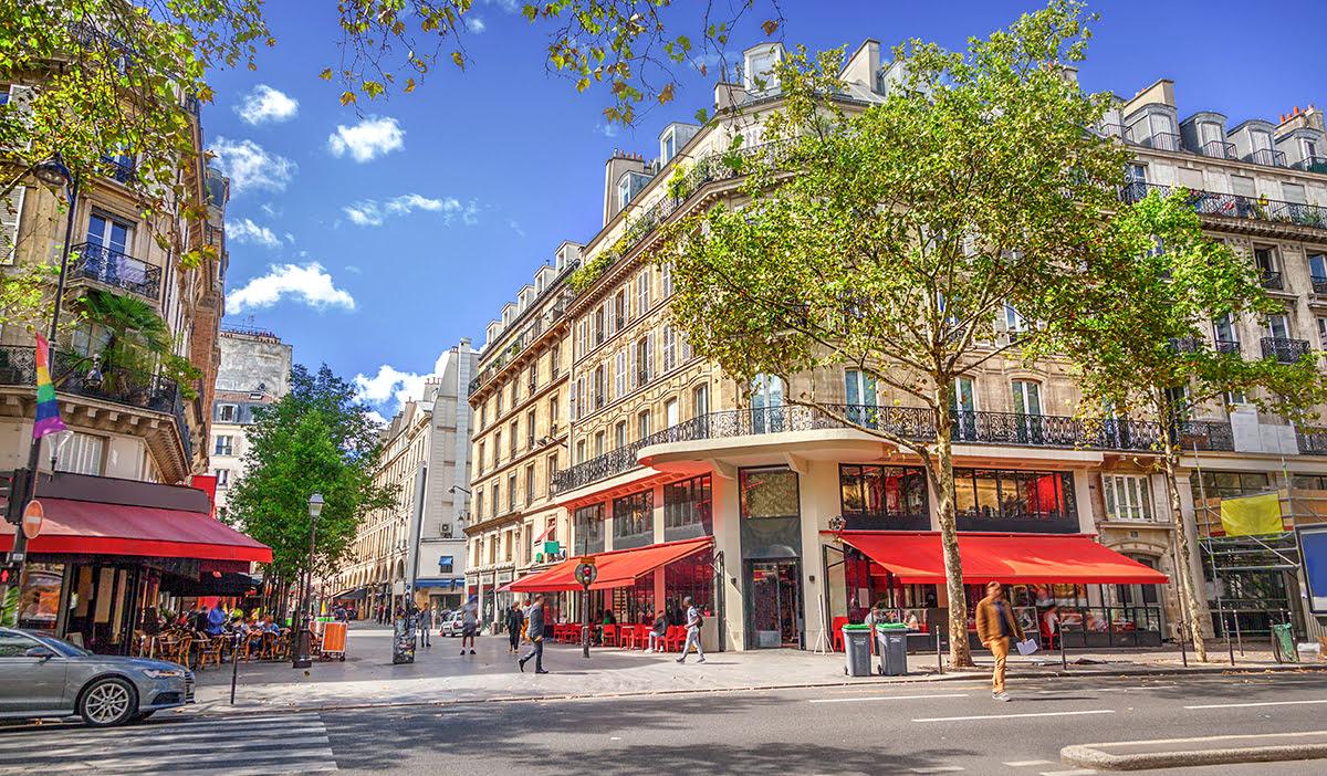 Paris shopping-France-Rue de Passy