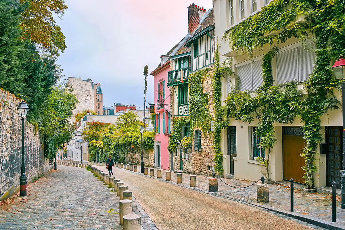Things to do in Paris-Montmarte