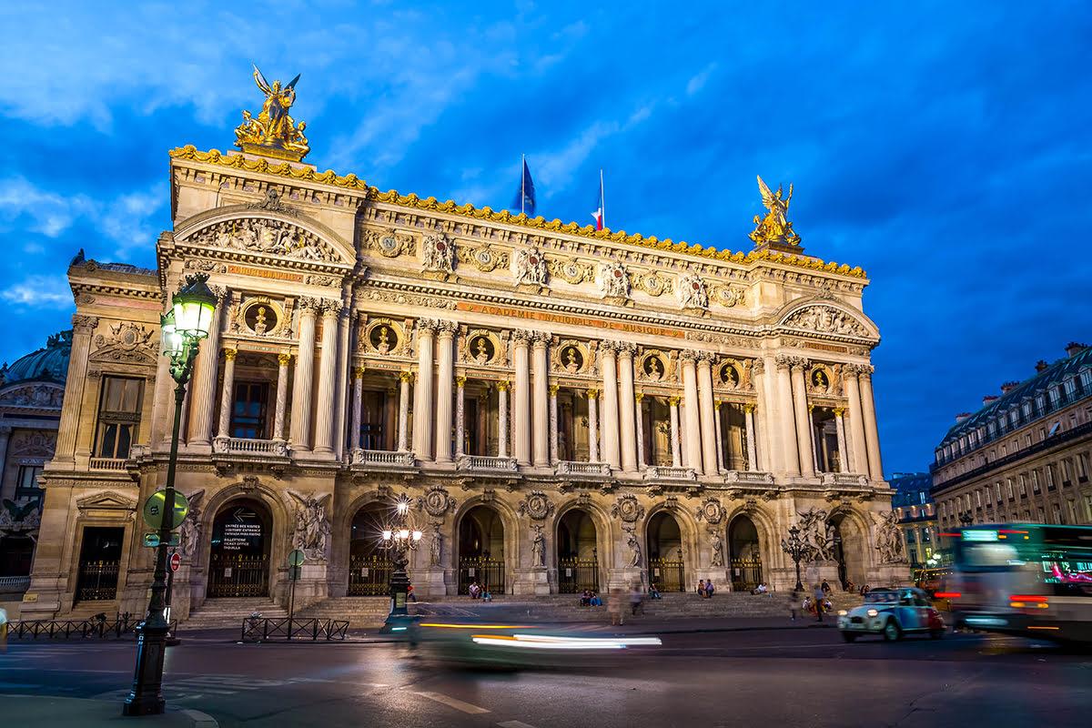 Things to do in Paris-Palais Garnier Opera House