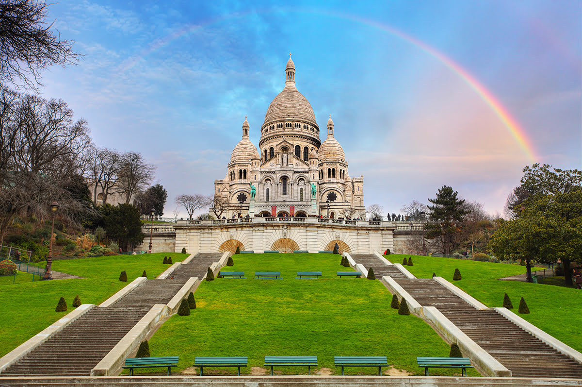 Things to do in Paris-Sacre-Coeur Basilica