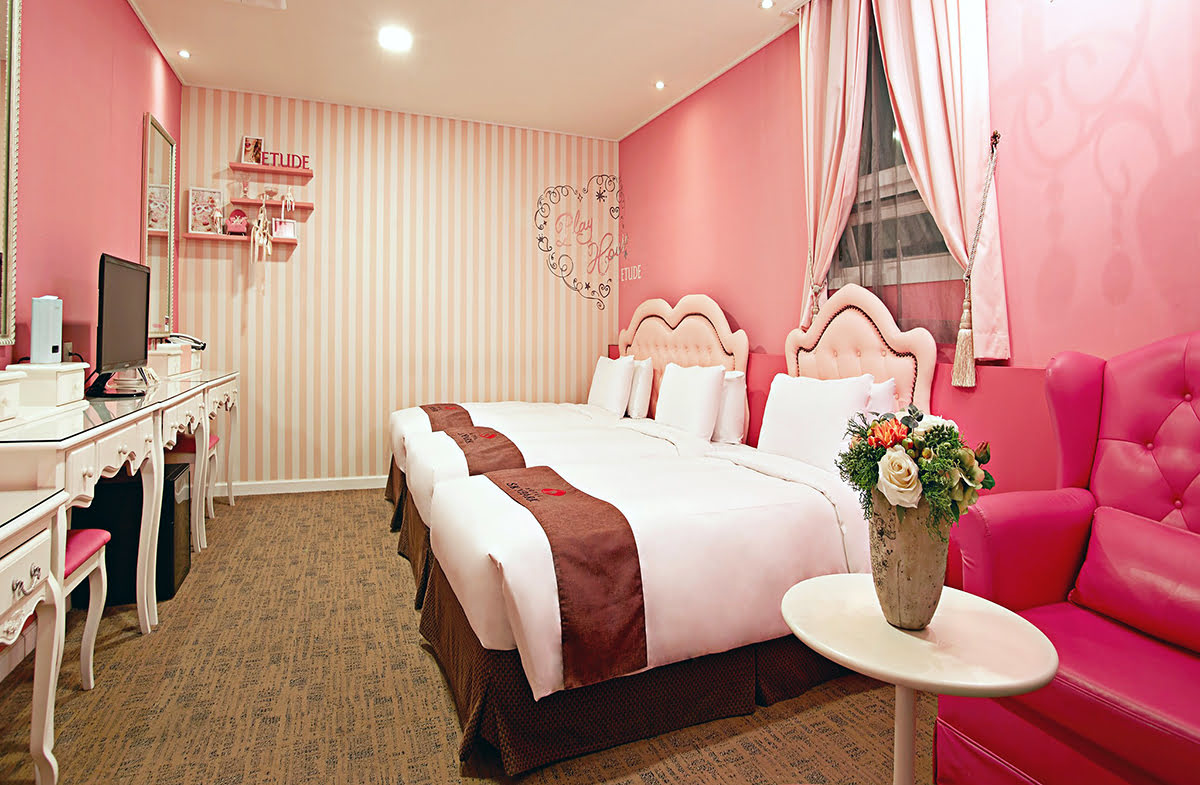 Where to stay in Seoul-South Korea-Hotel Skypark Myeongdong III