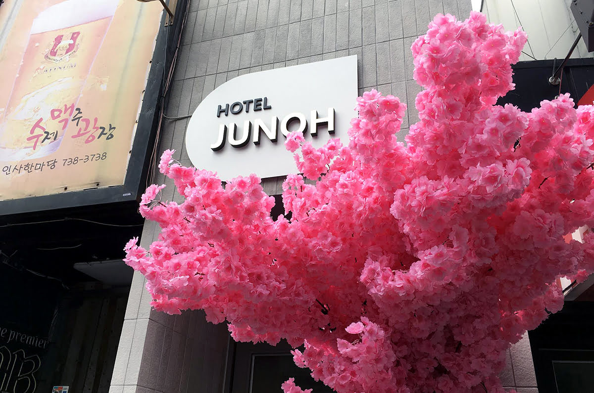Where to stay in Seoul-South Korea-Junoh Hotel