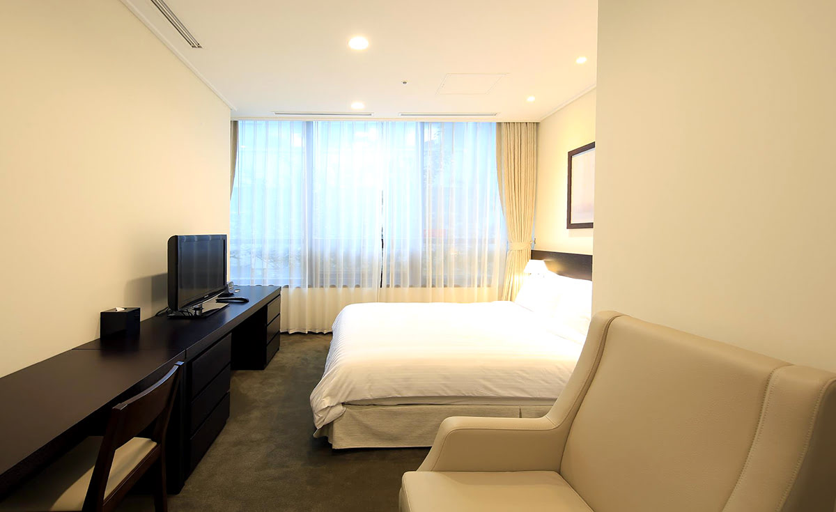 Where to stay in Seoul-South Korea-Orakai Insadong Suites